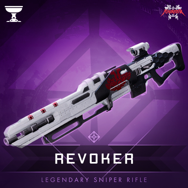 REVOKER Legendary Sniper Rifle