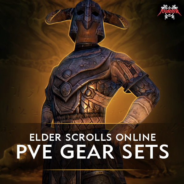 ESO PvE Gear Sets 160cp for any Role
