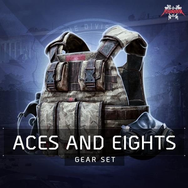 Aces & Eights Gear Set Farm Boost