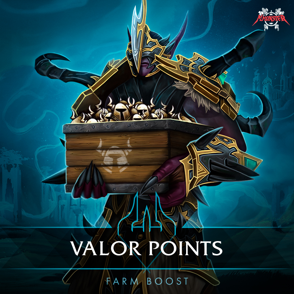 Valor Points Farm Boost