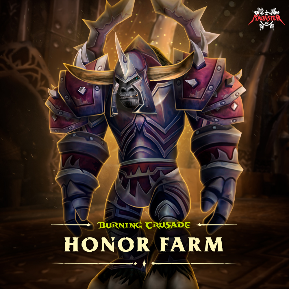 WoW Classic Honor Farm Boost