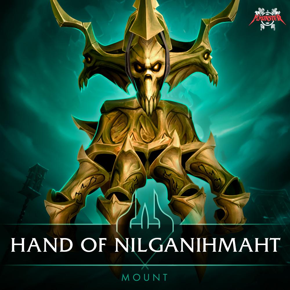 Hand of Nilganihmaht Mount Farm Boost