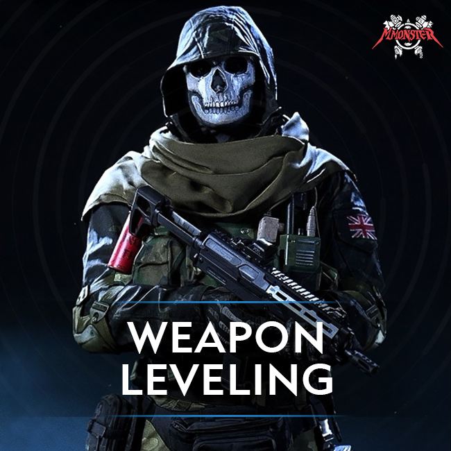 CoD MW Weapon Leveling Boost