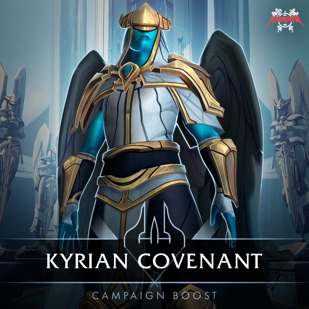 kyrian covenant campaign boost carry