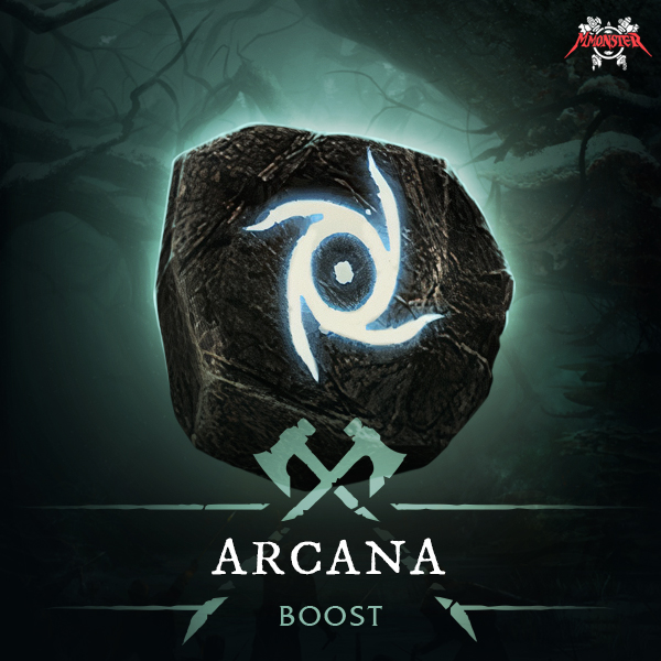 New World Arcana Power Leveling Crafting Skill Profession Boost