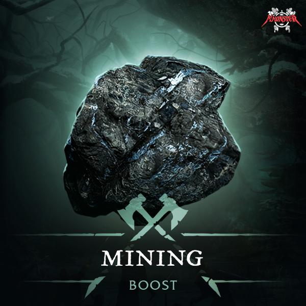 New World Mining Power Leveling Gathering Skill Profession Boost