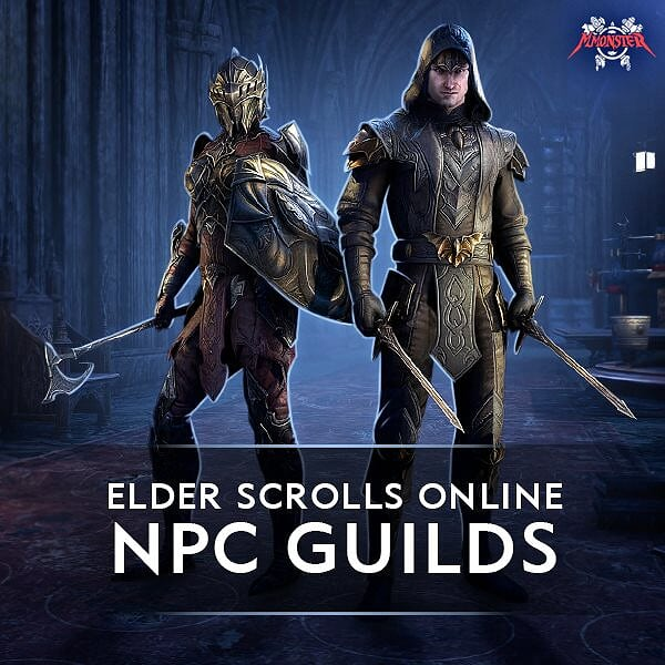 ESO Custom NPC Guilds Power Leveling