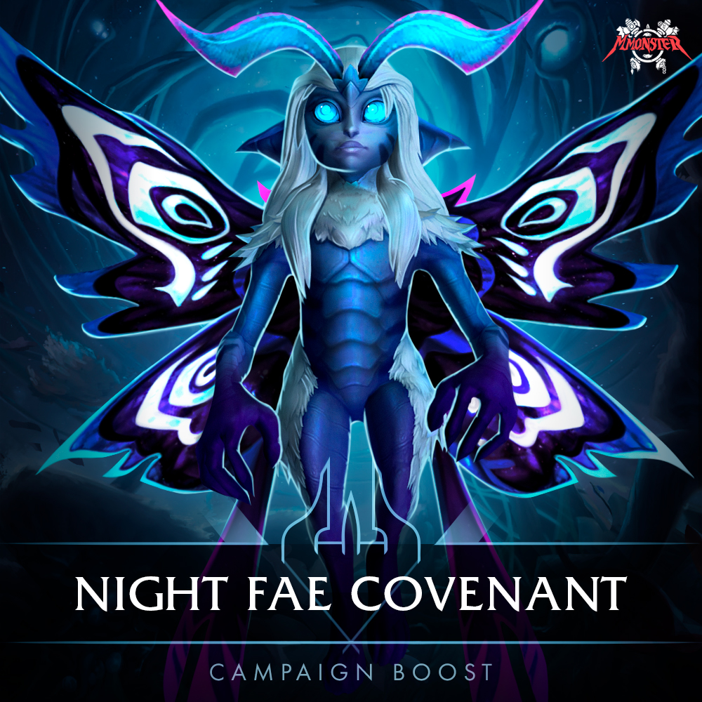night fae covenant campaign boost