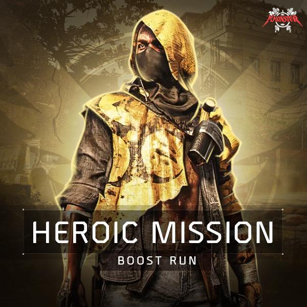 Heroic Mission Boost Run