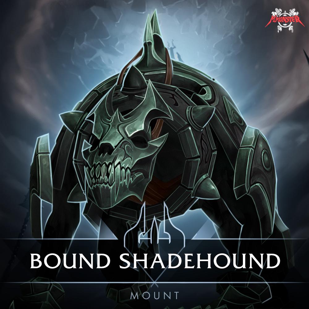 Bound Shadehound Mount Farm Boost