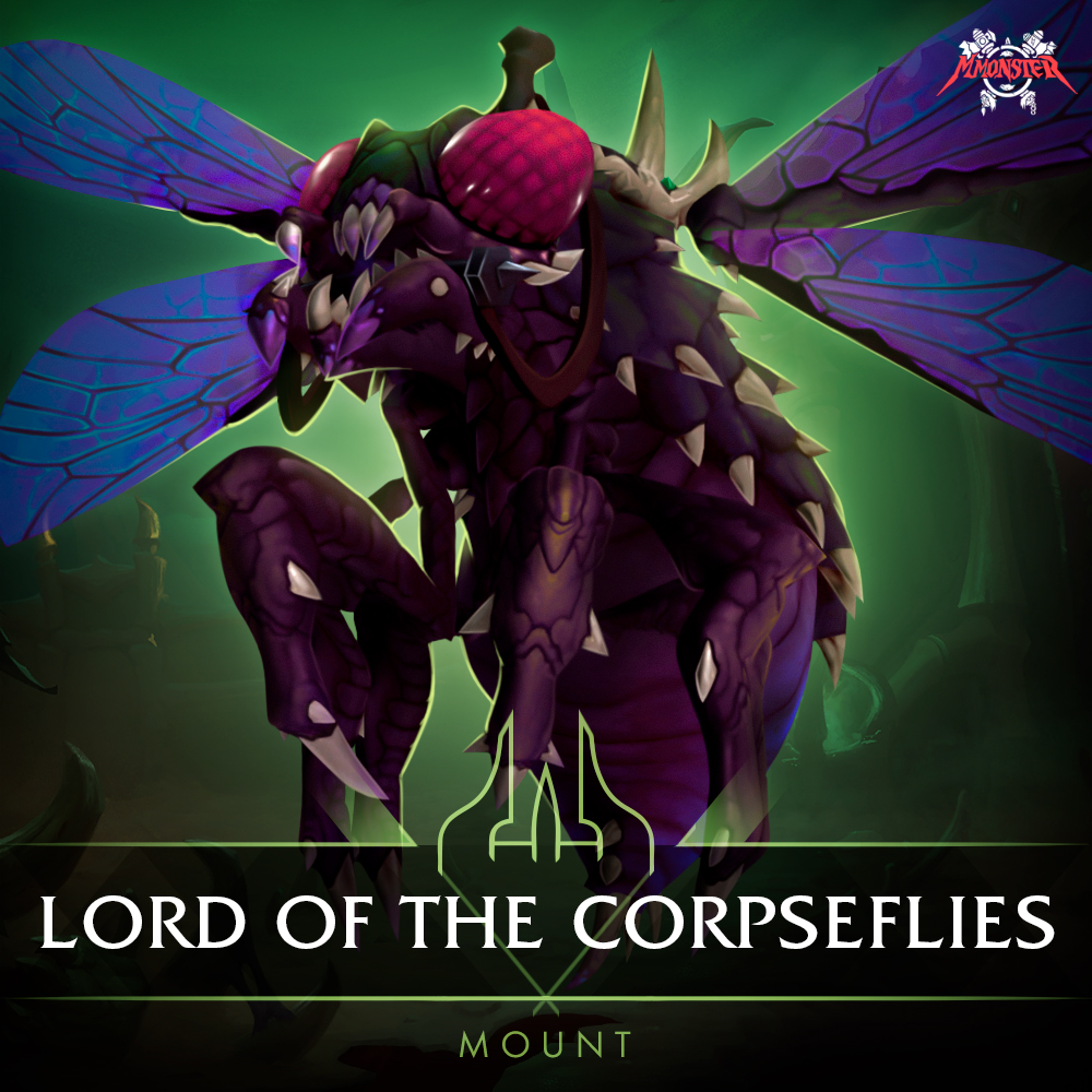Lord of the Corpseflies Mount Farm Boost
