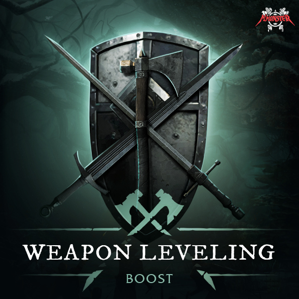 New World Weapon Mastery Power Leveling Boost Carry