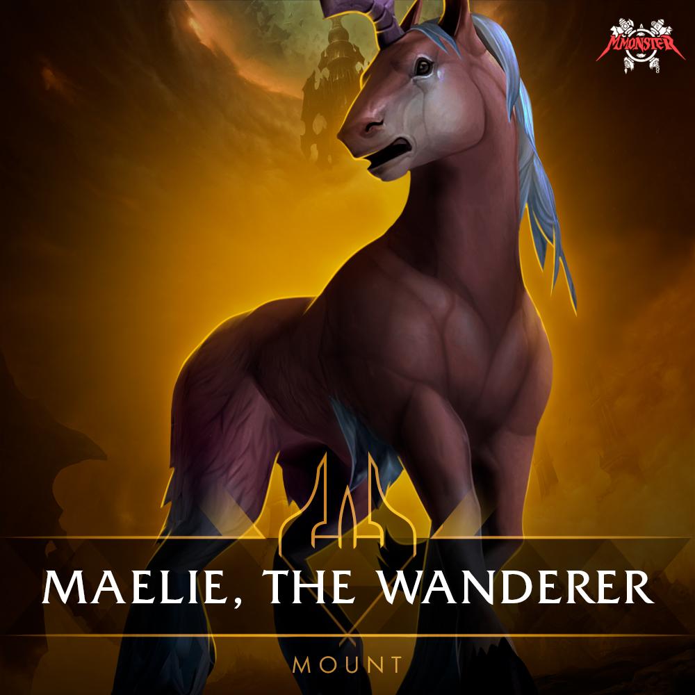 Maelie, The Wanderer Mount Farm Boost