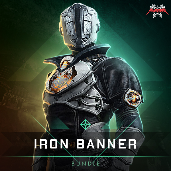 Iron Banner Bundle
