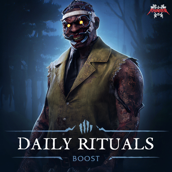 Dead by Daylight Daily Rituals Completion