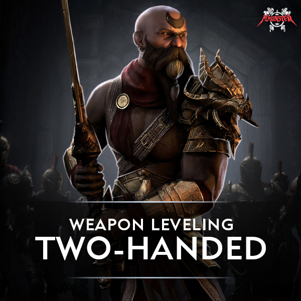 ESO Two Handed Weapon Leveling