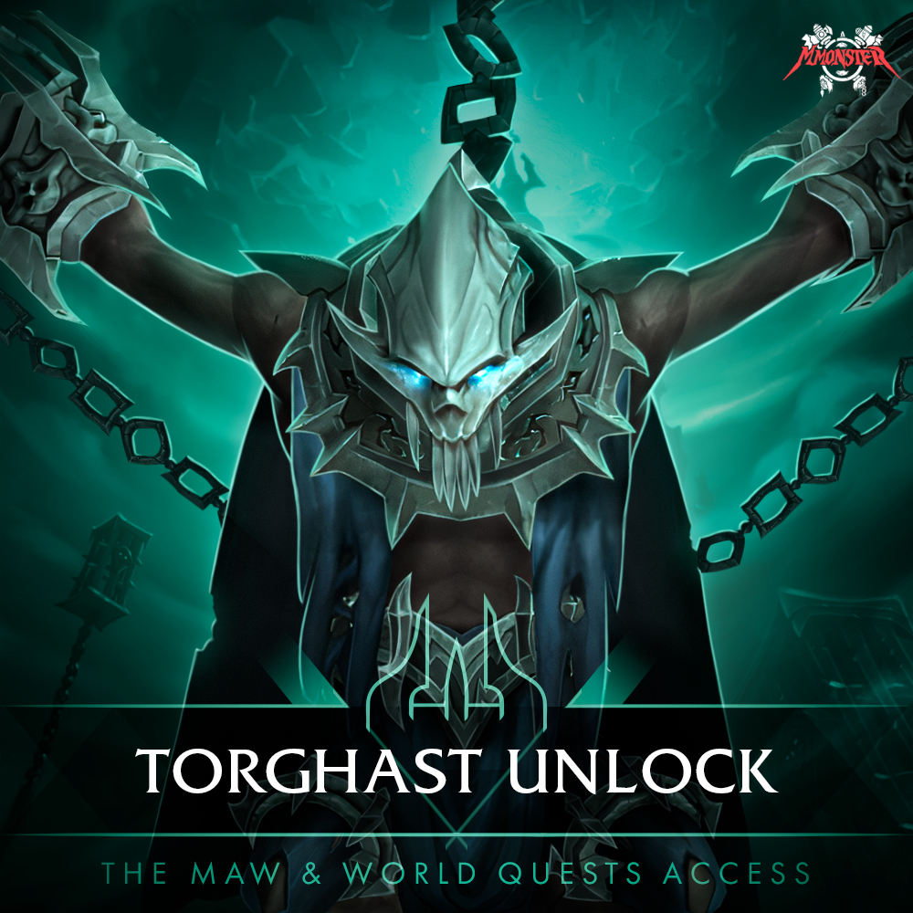 Torghast Tower Unlock Boost