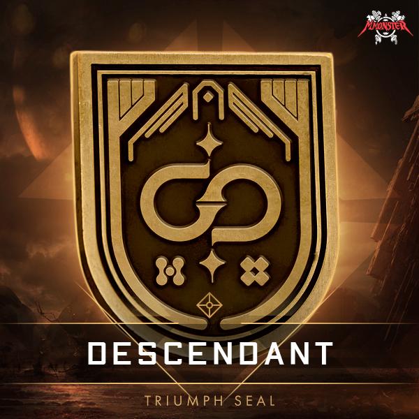 Descendant Triumph Seal