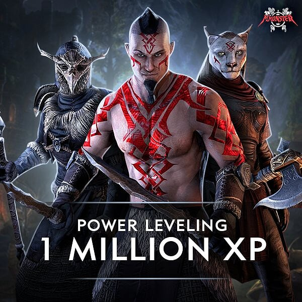 ESO 1 Million XP Boost