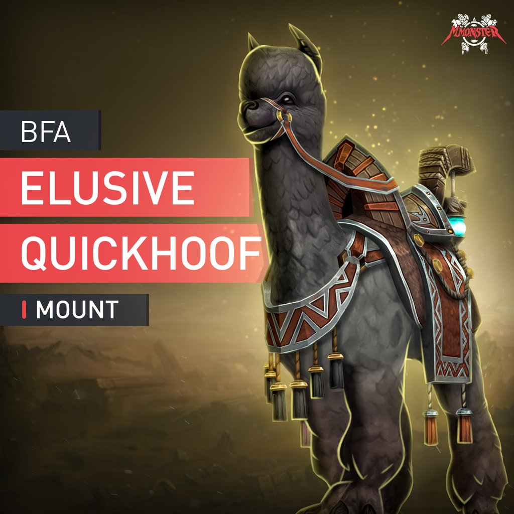 Elusive Quickhoof Mount