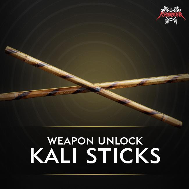 CoD MW Kali Sticks Unlock Boost