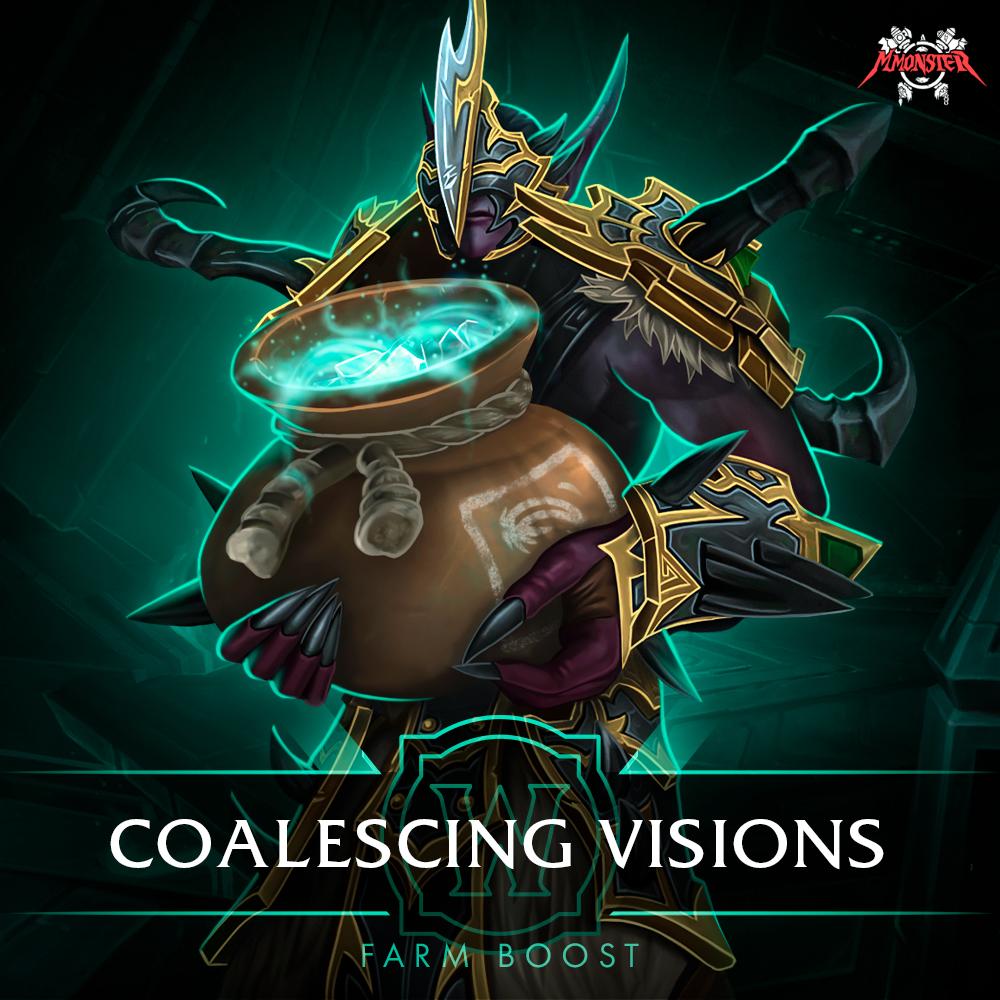 Coalescing Visions Farm Boost