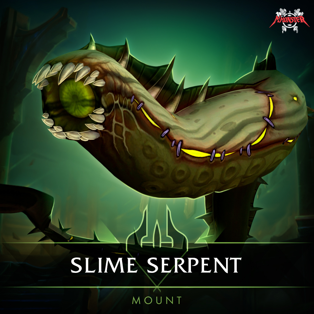 Slime Serpent Mount Farm Boost