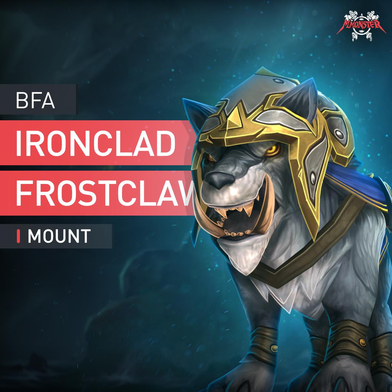 Ironclad Frostclaw