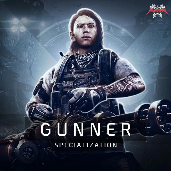 Gunner Specialization Unlock: Field Research Boost