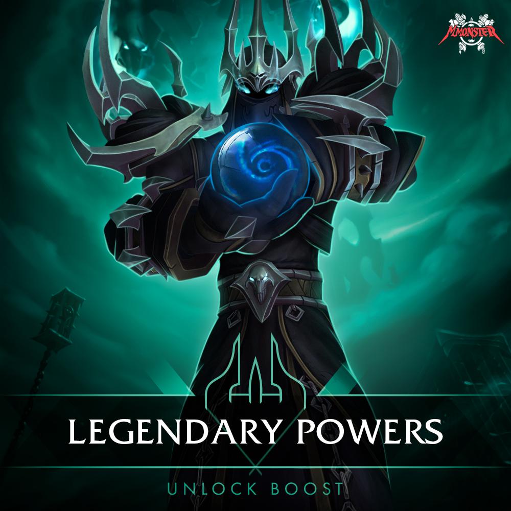 shadowlands legendary powers memory of runecarver unlock boost