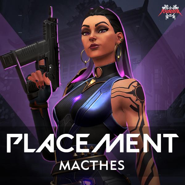 Valorant Placement Matches