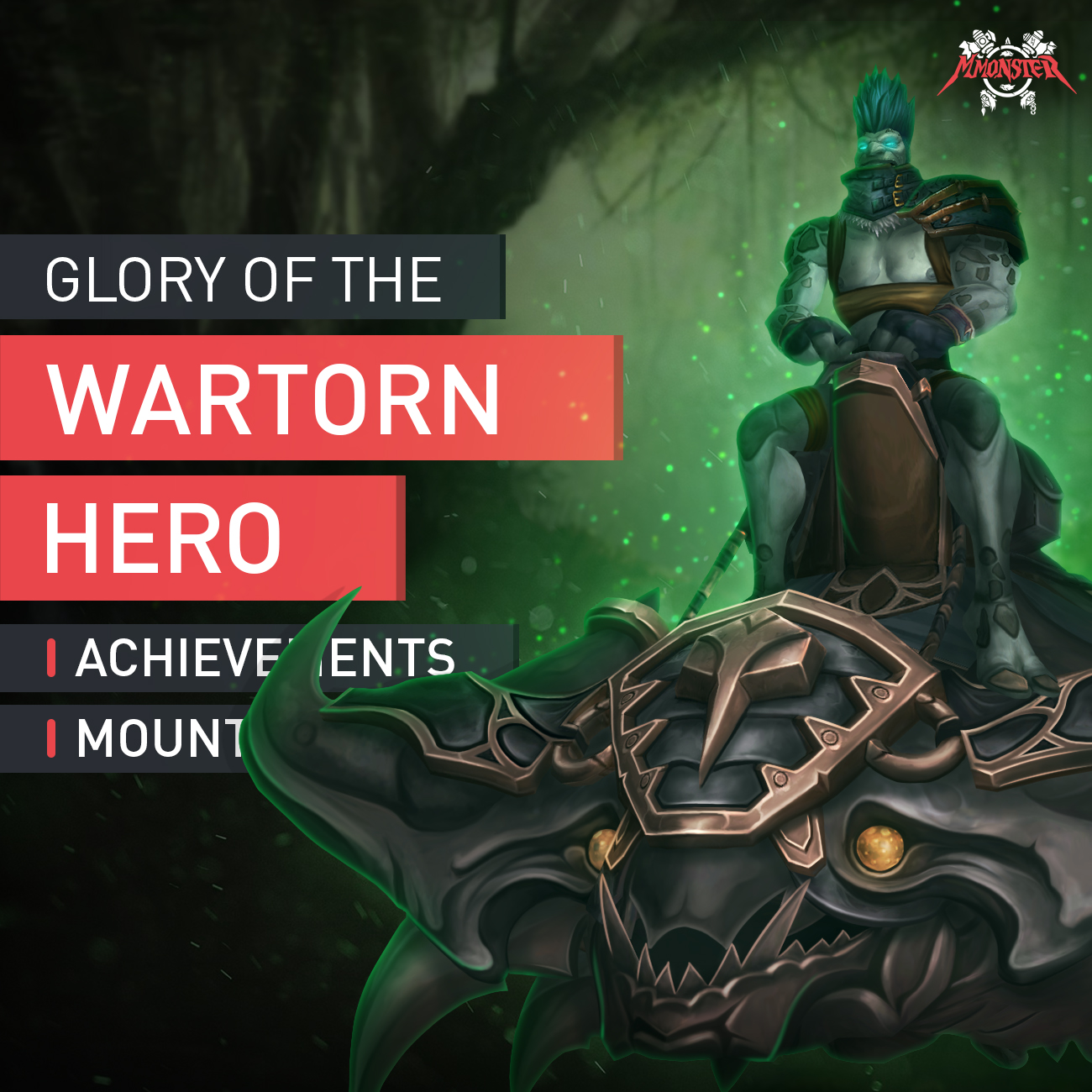 Glory of the Wartorn Hero