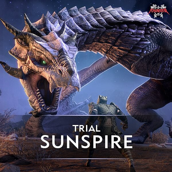 ESO Sunspire Trial Full Loot Run
