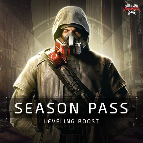 Season Pass Leveling Boost