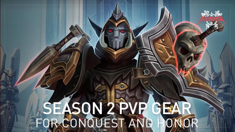 Season 2 PvP Gear Shadowlands