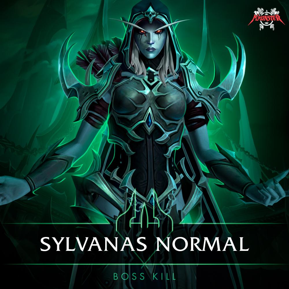Sylvanas Windrunner Normal Kill Boost