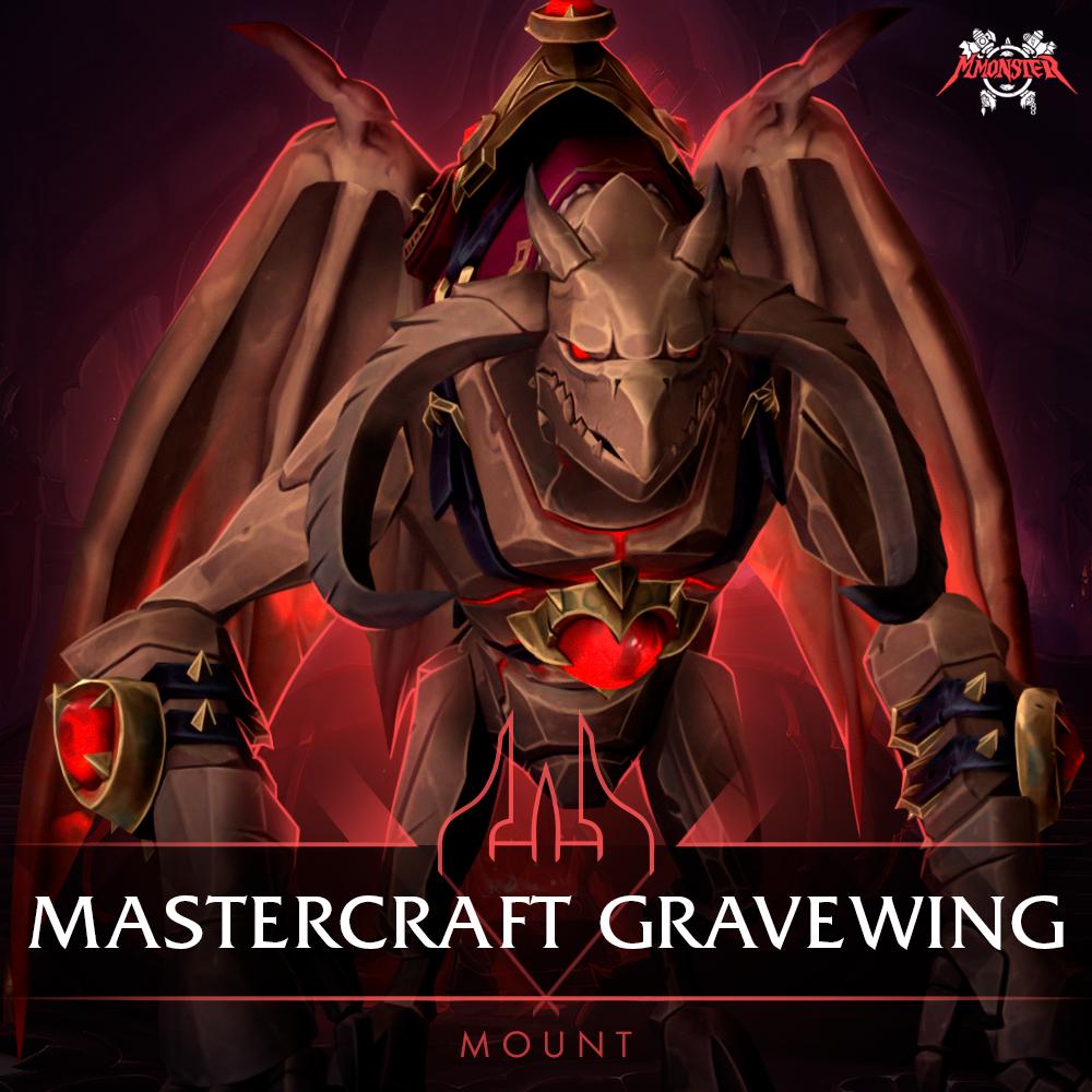Mastercraft Gravewing Mount Farm Boost