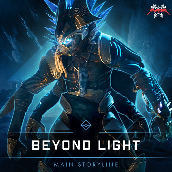 Beyond Light Storyline Completion