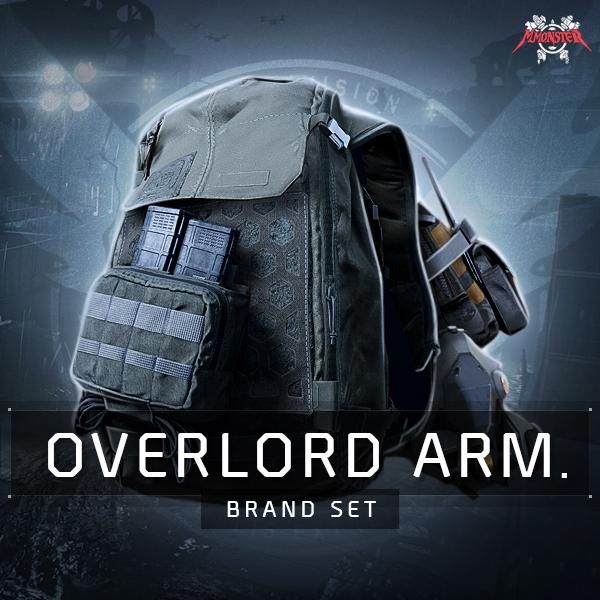 Overlord Armaments Brand Set Farm Boost