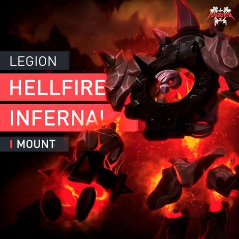 Hellfire Infernal Mount