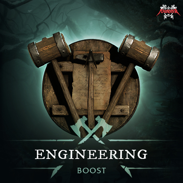 New World Engineering Power Leveling Crafting Skill Profession Boost