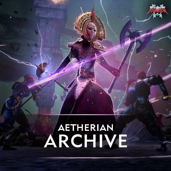 ESO Aetherian Archive Trial Full Loot Run