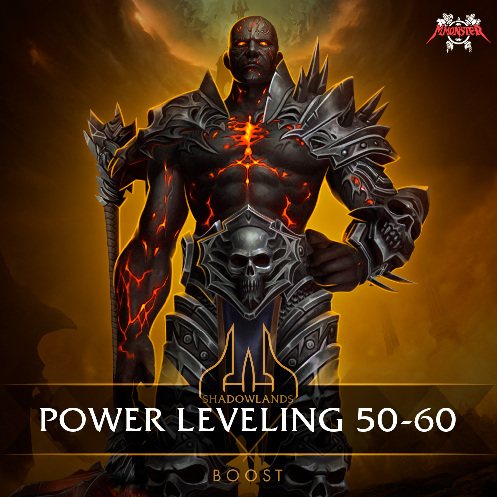 wow shadowlands power leveling boost - MmonsteR