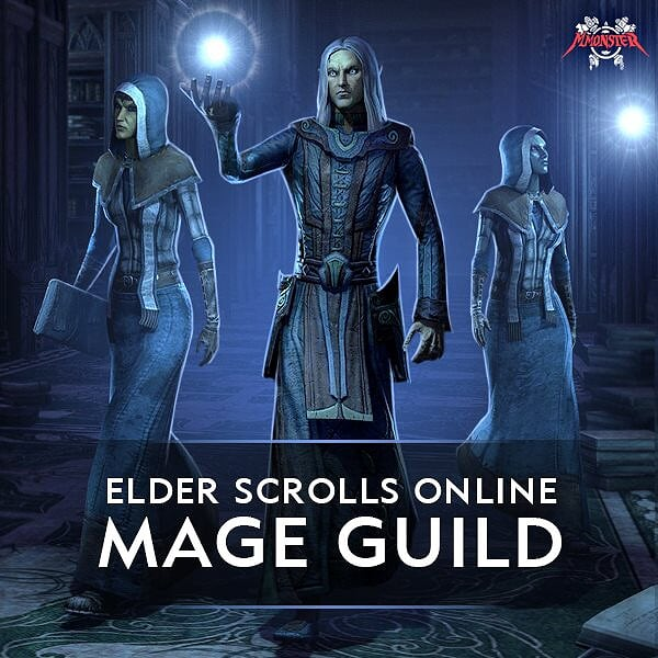ESO Mages Guild Leveling