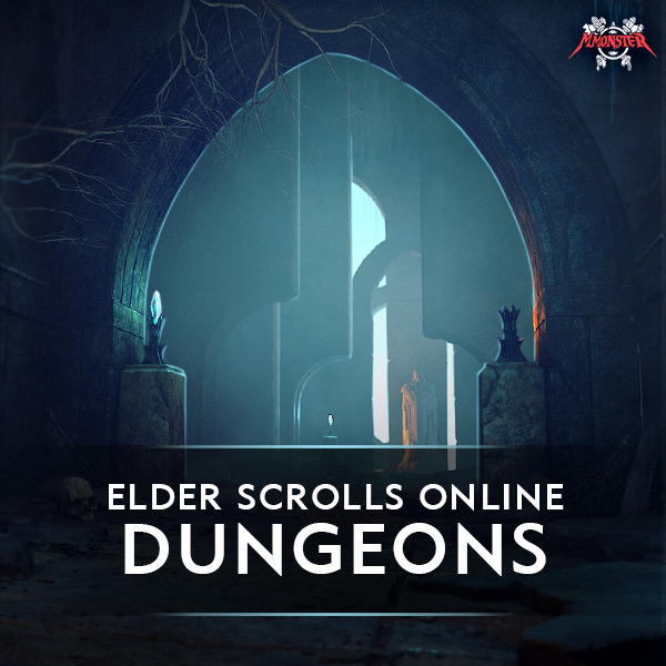 ESO Dungeons Carry and Loot runs