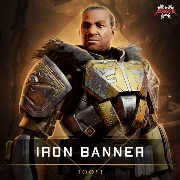 Destiny 2 Iron Banner Boost