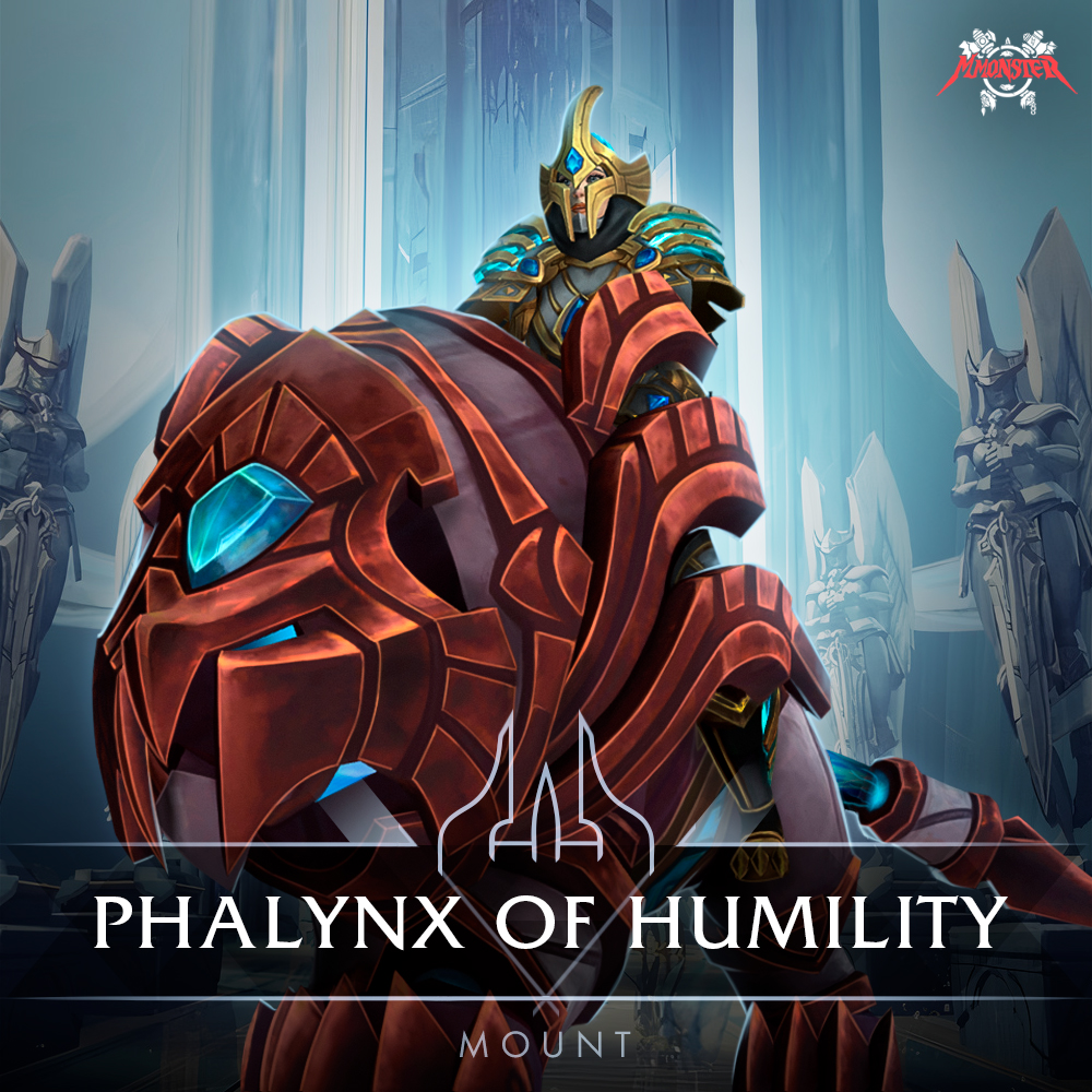 Phalynx of Humility Mount Farm Boost