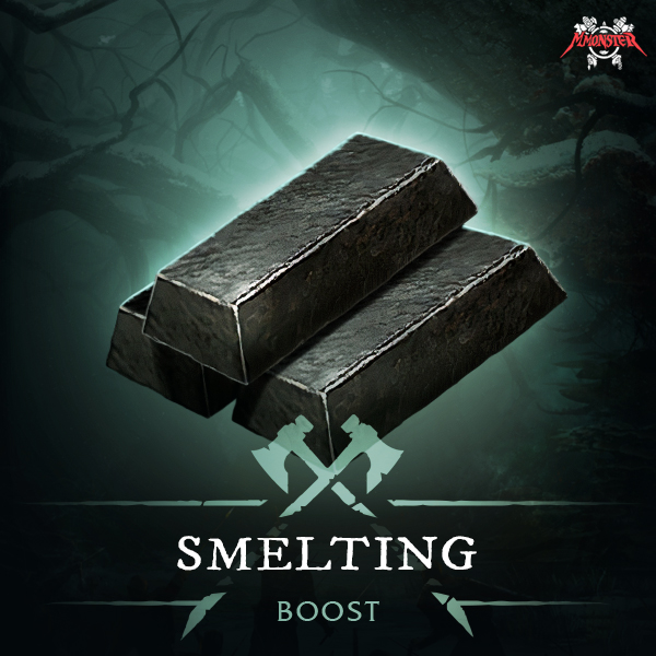New World Smelting Power Leveling Crafting Skill Profession Boost