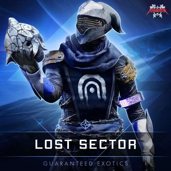 Lost Sector Guaranteed Exotics