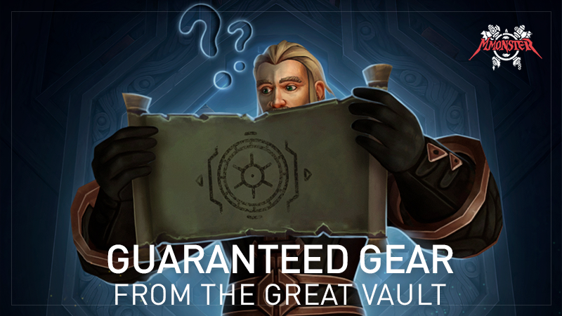 The Great Vault gear wow